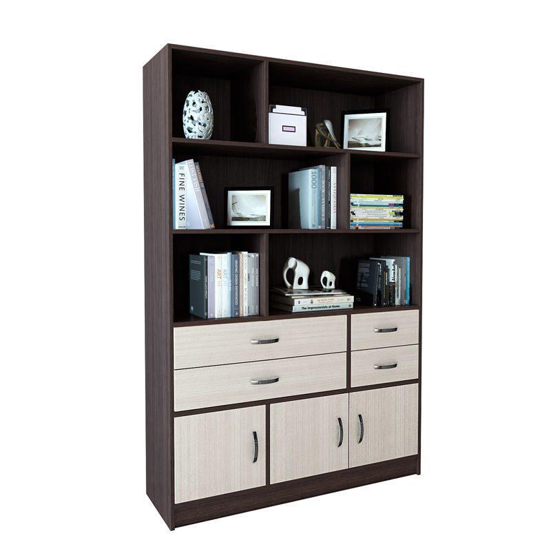 """Книжный шкаф """"мега"""" цена:6500р,купить недорого книжный шкаф,."""